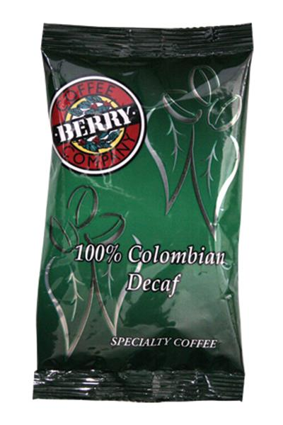 BERRY COLOMBIAN DECAF 32/2OZ