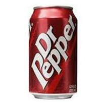 Dr. Pepper Mini Can
