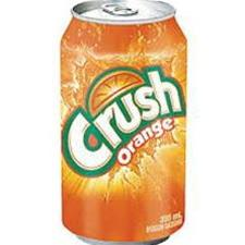 Orange Crush Can 24 CT